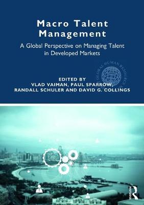 Macro Talent Management by Vlad Vaiman