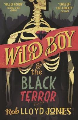 Wild Boy and the Black Terror book