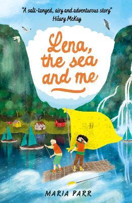 Lena, the Sea and Me book