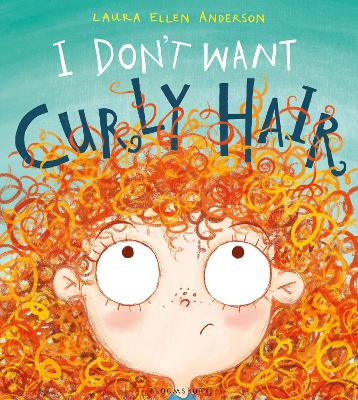 I Don't Want Curly Hair! book