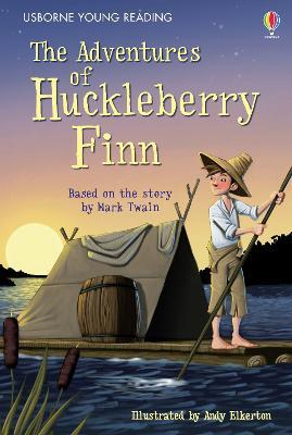 The Adventures of Huckleberry Finn by Rob Lloyd Jones