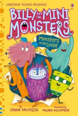 Billy and the Mini Monsters (2) - Monsters on the Loose book