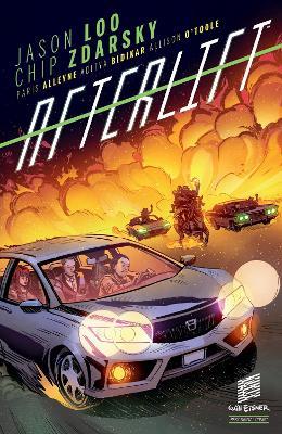 Afterlift by Chip Zdarksy