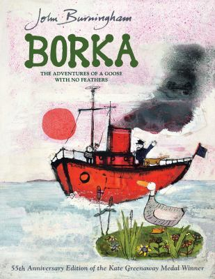 Borka by John Burningham