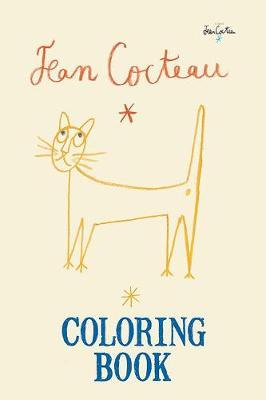 Jean Cocteau Coloring Book by Jean Cocteau
