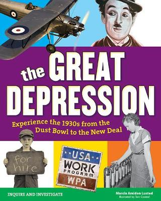 The Great Depression by Marcia Amidon Lusted