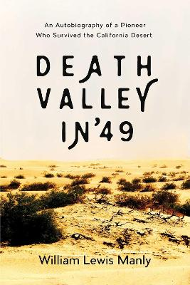 Death Valley in '49 book