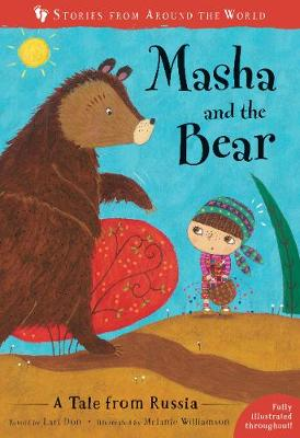 Masha and the Bear: A Tale from Russia book
