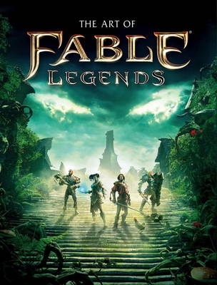 Art of Fable Legends book