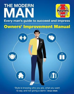 Modern Man Manual by Richard Hutt