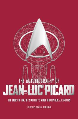 Autobiography of Jean-Luc Picard book