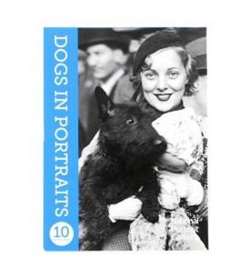 Dogs in Portraits: 10 Postcards book