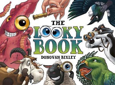 Looky Book by Donovan Bixley