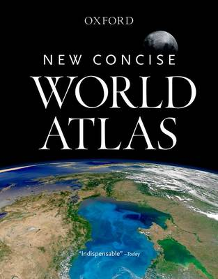 New Concise World Atlas by Oxford University Press