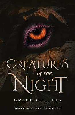 Creatures of the Night book