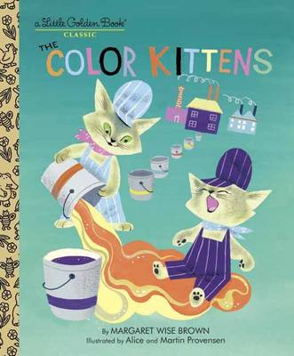 Color Kittens book