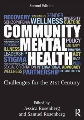 Community Mental Health by Samuel J. Rosenberg
