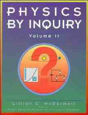 Physics by Inquiry book