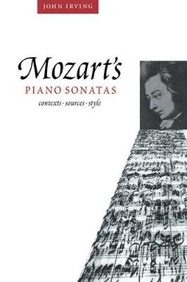 Mozart's Piano Sonatas book