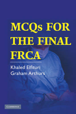 MCQs for the Final FRCA book