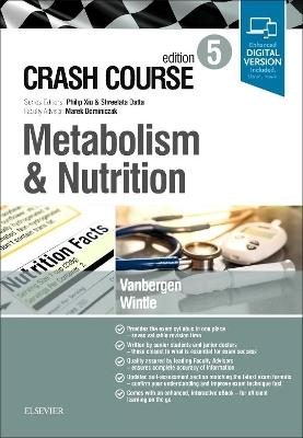 Crash Course Metabolism and Nutrition by Olivia Vanbergen