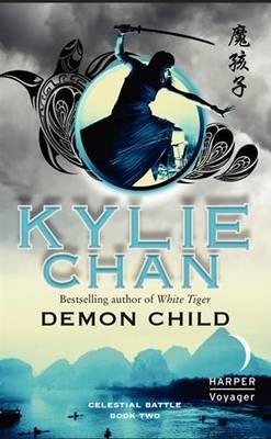 Demon Child book
