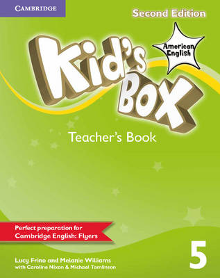Kid's Box American English Level 5 Teacher's Book by Lucy Frino