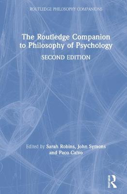 Routledge Companion to Philosophy of Psychology book