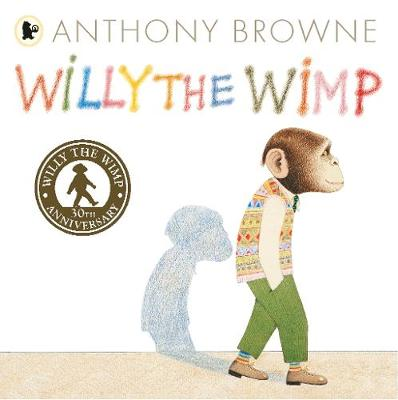 Willy the Wimp book