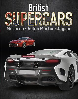 Supercars: British Supercars by Paul Mason