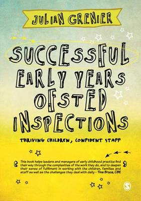 Successful Early Years Ofsted Inspections by Julian Grenier