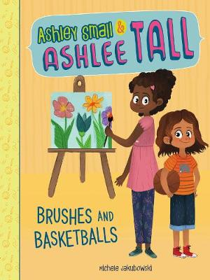 Brushes and Basketballs by Michele Jakubowski