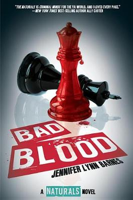 Bad Blood book