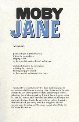 Moby Jane book