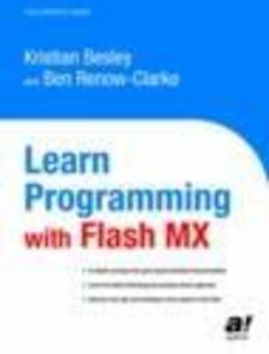 Learn Programming with Flash MX book