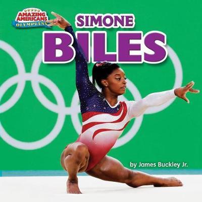 Simone Biles by James Buckley, Jr.