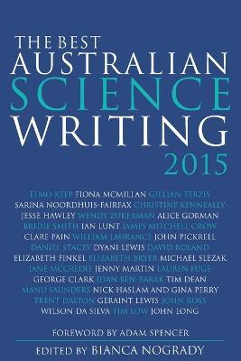 Best Australian Science Writing 2015 book