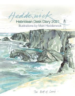 Hebridean Desk Diary 2021 by Mairi Hedderwick