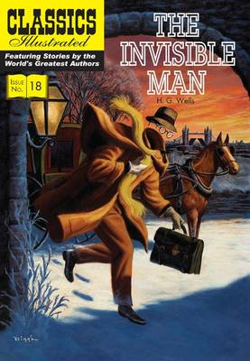 Invisible Man, The by H. G. Wells