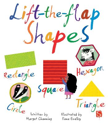 Lift-The-Flaps Shapes book