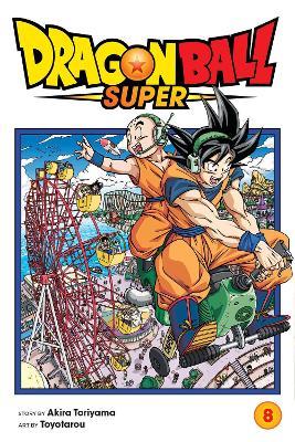 Dragon Ball Super, Vol. 8 by Toyotarou