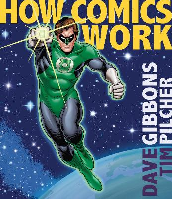 How Comics Work book
