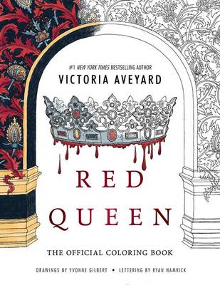 Red Queen: The Official Coloring Book by Victoria Aveyard