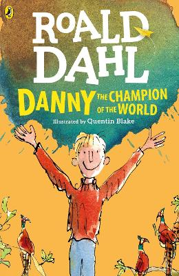 Danny the Champion of the World book