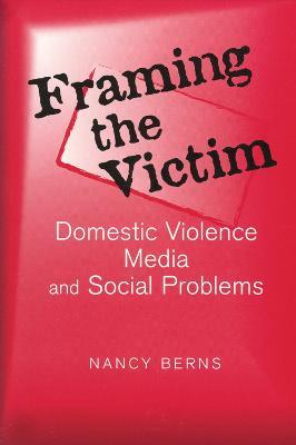 Framing the Victim book