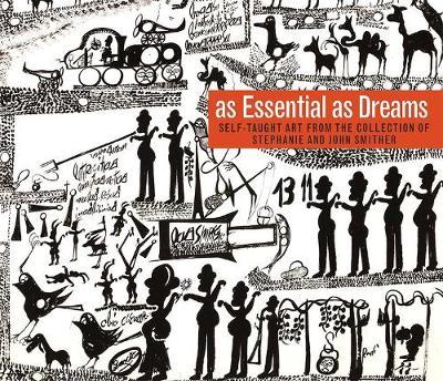 As Essential as Dreams by Brooke Davis