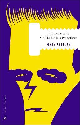 Mod Lib Frankenstein book