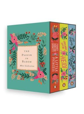 Penguin Minis Puffin in Bloom boxed set book