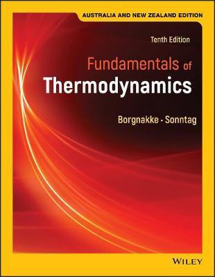 Fundamentals of Thermodynamics book