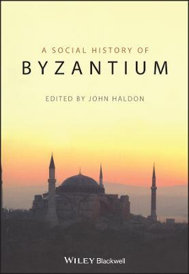 Social History of Byzantium book